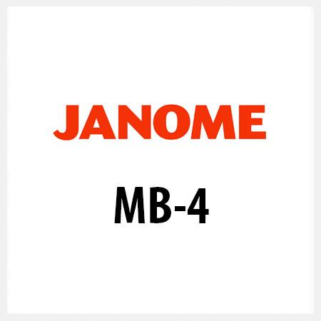 janome-mb4-manual-instrucciones