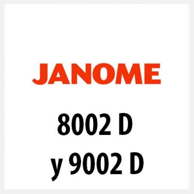 instrucciones-janome-8002D-9002D