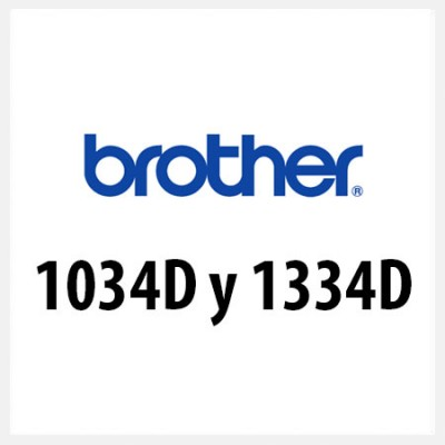 manuales-brother-1034D-1334D-espanol